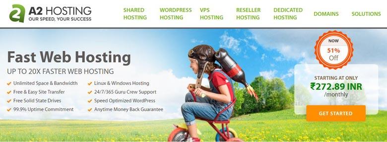 inmotion hosting alternatives a2hosting