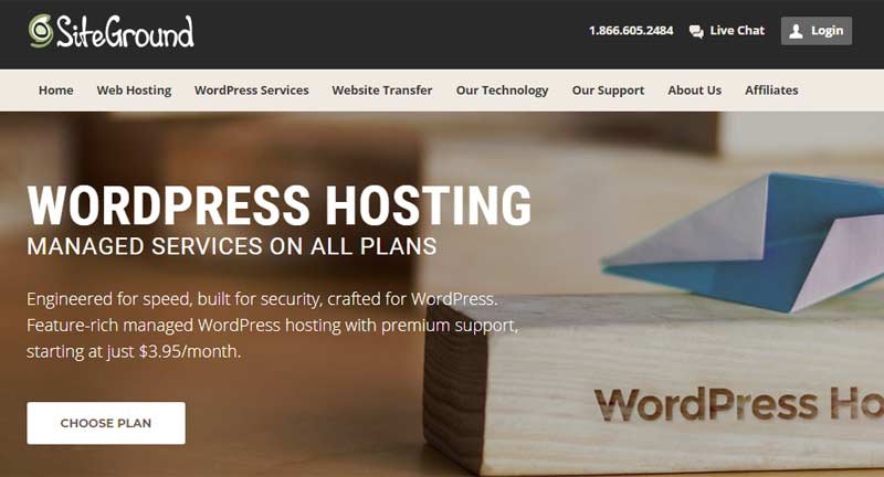 useful content wordpress hosting uk