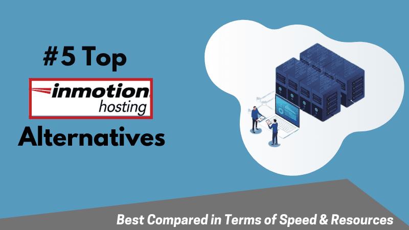 cheap inmotion hosting alternative options