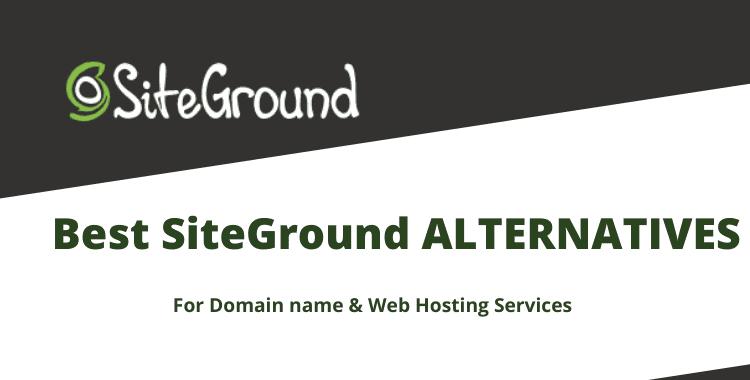 siteground alternative wordress