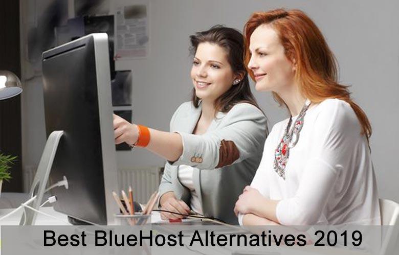bluehost alternatives companies
