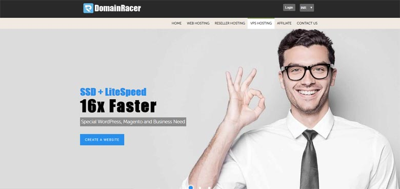 domainracer bluehost similar competitors