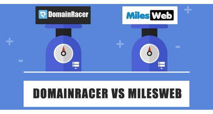 domainracer vs milesweb