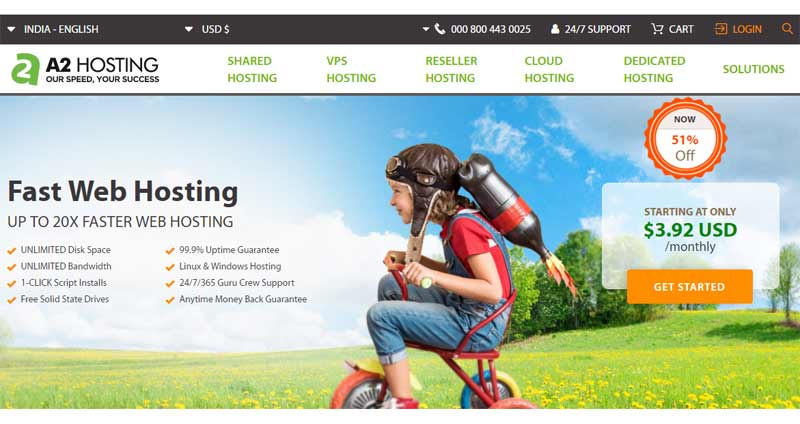 click web hosting reseller programs 2018
