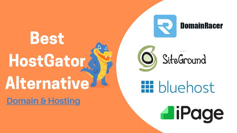 top alternatives to hostgator