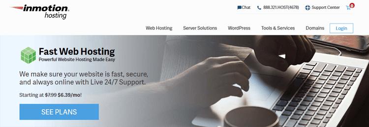 hostinger similar websites