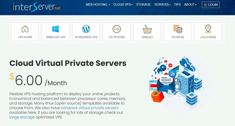 interserver best Linux vps hosting