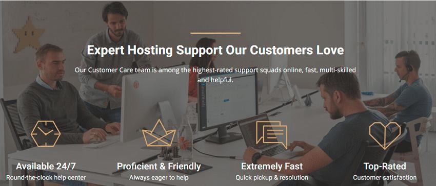 siteground hosting resources